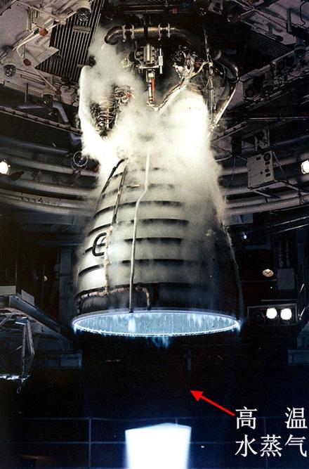 学名叫航天飞机燃料外储箱