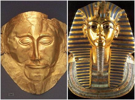 两河和古埃及文明晚图片