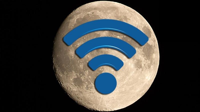 【奇思妙想】月球上也能有WiFi?