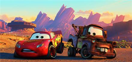 与车有关的动画片