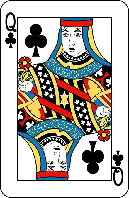 扑克牌中的jqk都是谁?