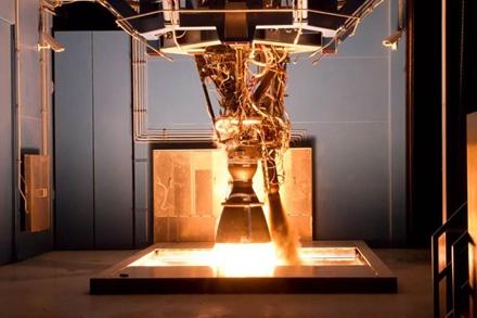火箭的发展历程上看,实现发动机及其部分结构的可