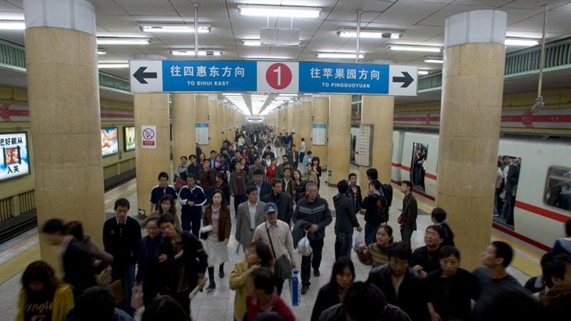 地铁,空气最脏的地方?的头图