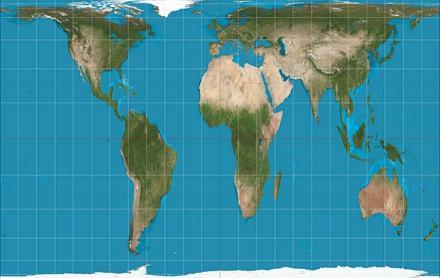 八张改变地图的世界,长啥样?青岛晶合室内设计有限公司图片