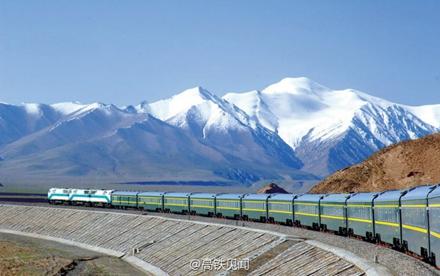 世界上风景最美的十条铁路线?_高铁见闻_知道日报