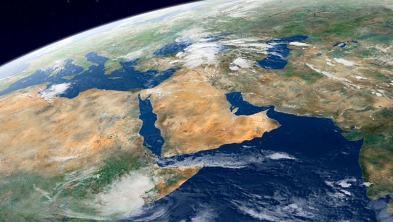 美亚大陆:地球新大陆或将崛起?的头图