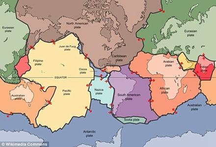 美亚大陆:未来地球新大陆? - 如是 - 如是博客
