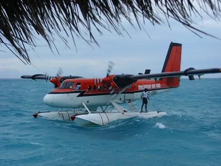 多种类型  水上飞机有多种类型