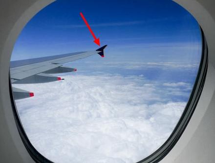 飞机上的翼尖小翼有什么用?