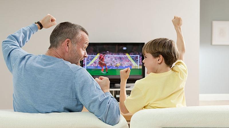边看电视边运动的正确姿势是怎样的?的头图