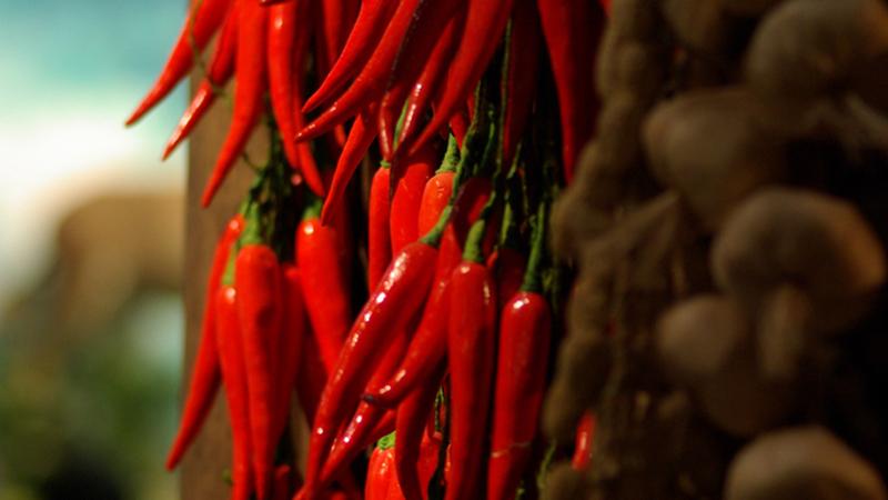 烧烤中的辣椒精是什么?的头图